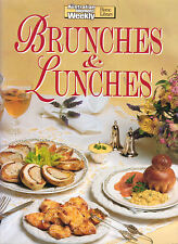 BRUNCHES & LUNCHES Woman's Weekly **GOOD COPY**