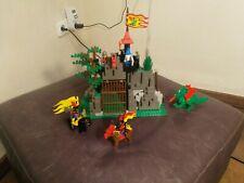 Lego® System 6076Ritterburg Ritter CastleDark Dragon's DenDrachenhöhle + BP