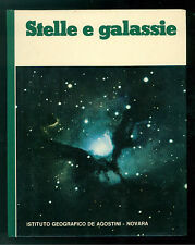 CANAL RAMON STELLE E GALASSIE DE AGOSTINI 1976 ASTRONOMIA