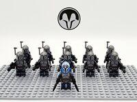 Star Wars Bo-Katan Kryze Night Owls Mandarlorian 11 Minifigures Lot - USA SELLER