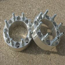 2pc 8x6.5 Wheel Spacers | 2"