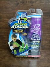 Speed Stacks Competition Purple Cups With Case New Sealed