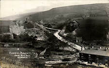 Newhey near Rochdale. Flannel Brow from Moy Hill. Quarry.