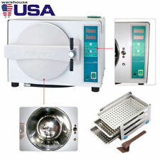 With Drying Function 18l Dental Autoclave Steam Sterilizer Medical Sterilization