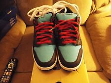 NIKE DUNK LOW PREMIUM SB ANGELS & DEMONS 313170 041  11US RARE  skunk demons