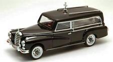 Mercedes 300 D Carro Funebre 1960 1:43 Rio4137 Modellino Diecast