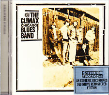 CLIMAX CHICAGO BLUES BAND same (1968) + 7 bonus tr. Remastered Esoteric CD NEU