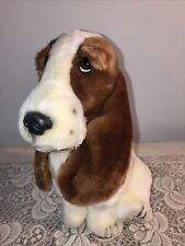 The Original Hush Puppies Stuffed Tagged Dog, Basset Hound Still in original bag