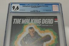 Walking Dead #nn CGC 9.6 SDCC New Case, All Out War Chapters 11 & 12 White Pages