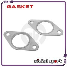 Upgrade Gasket for TIAL 38mm Wastegate W/G 38 mm 4 layers Stainless 2pcs