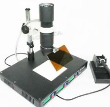 T-862 Infrared Bga Rework Station Irda Soldering Welder 15 - 25 Mm Ce