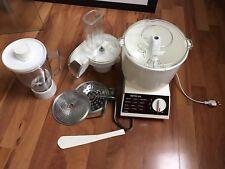 Starmix 2000 Küchenmaschine Standmixer  Rühren Mixen Reiben Raspeln wie Neu