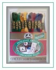 DMC Embroidery Floss HOLIDAY DECOR 30 Sk Collector's Ed #117F25HDAY