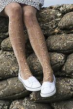 Bonnie Doon Strumpfhose Modell: SNAKE TIGHTS  Gr. M  Neu