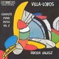 Villa-Lobos, Sämtliche Klavierwerke Vol.2, Debora Halasz BIS RECORDS