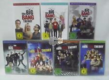 the Big Bang Theory - je ein 2er DVD Bundle auswählen - Staffel 1 2 3 4 5 6 7