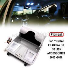 For HYUNDAI ELANTRA GT I30 IX25 2012 -2016 Overhead Console Reading lights  !!
