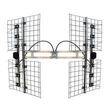 Focus Antennas 8 bay UHF long range smart antenna with adjustable bays 8HD-90D