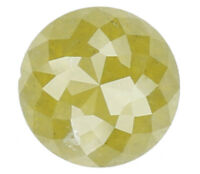 Natural Loose Diamond Yellow Color Round I3 Clarity 5.50 MM 0.80 CT N7079
