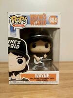 Funko Pop! Movies: Wayne's World - Wayne #684 - Vinyl Figure