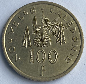 New Caledonia 100 Francs 2014 (KM#15a)