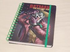 The Killing Joke A5 Hard Cover Notebook – Lined Ruled – New