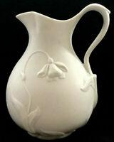 Vintage Art Nouveau Ceramic Bisque Pitcher Metropolitan Museum Art Retired MMA