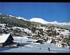 BLUCHE / CRANS MONTANA (SUISSE) SKIEURS aux CHALETS & HOTELS en hiver en 1979