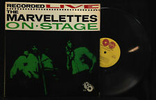 The Marvelettes-On Stage-Tamla 243-MOTOWN RARE