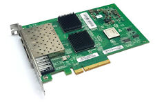 Qlogic QLE2564 Quad Port FC HBA 8GB SFP+ Gebraucht PCIe x8 QLE 2562 SUN DELL IBM