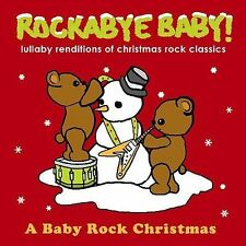 Rockabye Baby! Christmas Rock Classics L CD