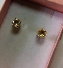 Citrine Yellow Fine Jewellery