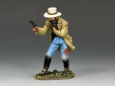King & Country Lieutenant William W. Cooke TRW021 Custer's Last Stand