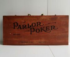 Parlor Poker Game