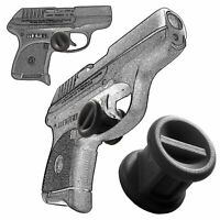 Micro Holster Trigger Stop For Ruger LCP 380 by Garrison Grip s18 Black