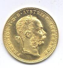DUCATO D'ORO/GOLD IMPERO AUSTRO-UNGARICO - FDC - SVENDO...!!!