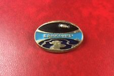 Rare Pin Badge Lapel USSR RUSSIA BAIKONUR SPACE KOSMOS Original Vintage.