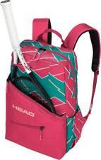 Head Women's Backpack Racquet Bag (Pink/Green)