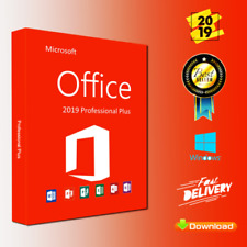 Microsoft®Office 2019 Professional Plus ✅ Windows 32/64 ✅ GENUINE KEY ✅