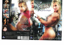 Lizzy the German Amazon Workout DVD Bodybuilding Fitness, Lizzy Taylor, INFO DVD