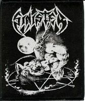 Sinister Goat Patch Deicide In Flames Dissection Dismember Entombed Death Metal