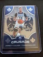 2019-20 Panini Chronicles #537 Jarrett Culver Crusade Rookie RC Timberwolves