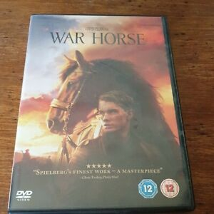 War Horse Steven Spielberg DVD (Region 2 Europe) LIKE NEW