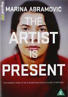 Marina Abramovic The Artist is Present [DVD][Region 2]