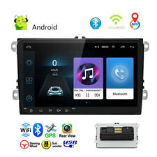 Para VW Golf Passat POLO Seat Altea 9''Car Stereo Radio GPS Bluetooth Android