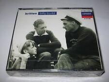BRITTEN : BILLY BUDD (1968) LONDON SYMPHONY ORCHESTRA PEARS - NEW/SEALED CD SET