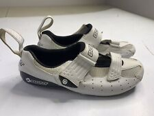 Bont Cycling Shoes White Size 44