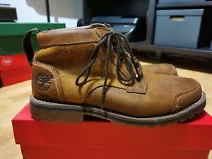Timberland Men's Larchmont Chukka Boots Size 8 UK
