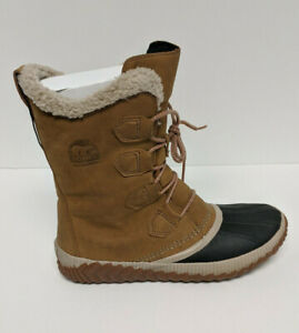 Sorel Out N About Plus Tall Boots, Brown, Women's 7.5 M