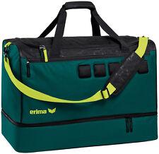 ERIMA Sporttasche Tasche Graffic 5-Cubes Schuhfach pinie/schwarz Gr. S bambini